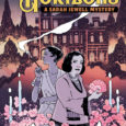 A Four-Issue Locked-Room Murder Mystery Featuring Sarah Jewell from Dark Horse Comics