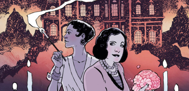 A Four-Issue Locked-Room Murder Mystery Featuring Sarah Jewell from Dark Horse Comics This year, legendary HELLBOYcreator Mike Mignola, bestselling co-writer Chris Roberson, artist Leila del Duca, letterer Clem Robins, colorist […]