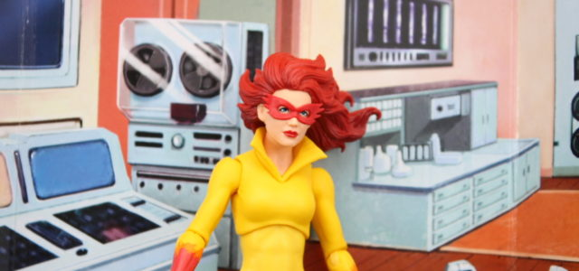 Welcome to Warped Pages, where I take a look at pop culture. I'm checking out the new Firestar Marvel Legends from Hasbro!