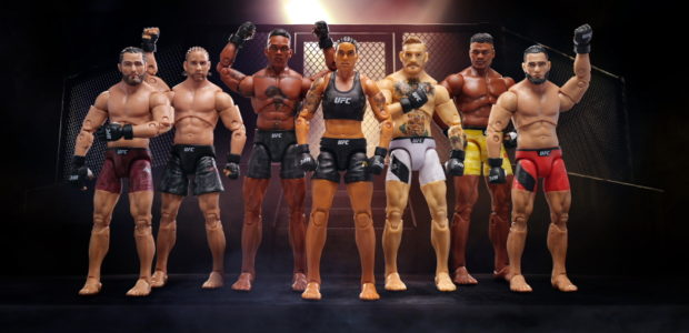 Global toy company Jazwares, and UFC, the world's premier mixed martial arts organization, are teaming up again to bring the world of UFC and mixed martial arts into homes everywhere […]