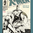 A new Artist's Edition from IDW features comic artist Jim Lee's work on Marvel's X-Men.