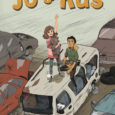 BOOM! Studios bring you an extraordinary friendship between two puberty kids who brought together with some cat in Jo and Rus the graphic novel.