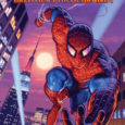Greg Hildebrandt and his brother Tim are the focus of a new oversized (9″ x 12″) art book from IDW Marvel.