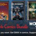 Humble Bundle is showcasing the latest AND the greatest of Humanoids Publishing in the Moebius & More Presented by Humanoids Bundle!