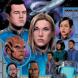 Explore an Alternate Timeline With the Crew of The Orville in a New Mini-Series from Dark Horse Comics