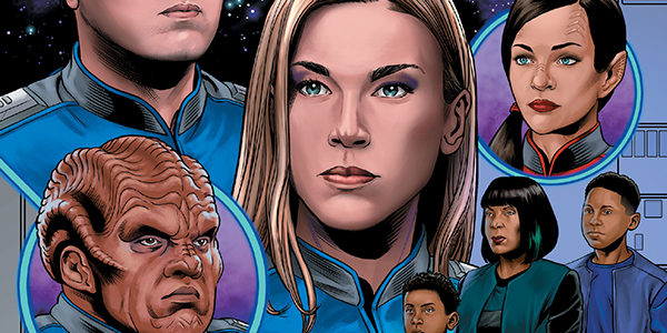 Explore an Alternate Timeline With the Crew of The Orville in a New Mini-Series from Dark Horse Comics The Orville Executive Producer David A. Goodman (Futurama, Star Trek: Enterprise), artist David Cabeza […]