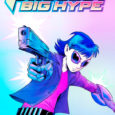 The title says a lot, and Project Big Hype is a thing! And what a massively large and ambitious project it is; an anthology running over 300 pages, wowee.