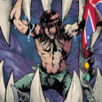 In this new title from Valiant, Savage #1 tells us the 'Tarzan-like' tale of a young wild guy who arrives in the big city, fresh from fighting wild beasties.