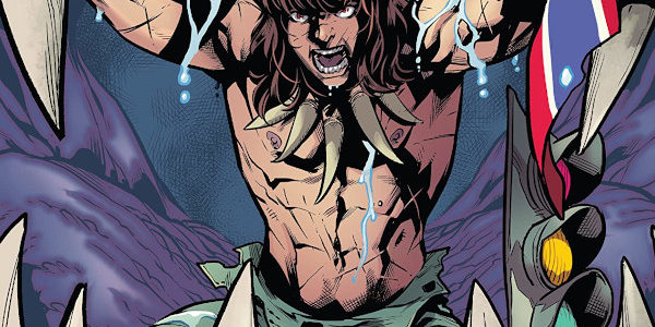 In this new title from Valiant, Savage #1 tells us the 'Tarzan-like' tale of a young wild guy who arrives in the big city, fresh from fighting wild beasties. The […]