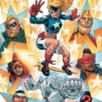 Stargirl Spring Break Special #1 – Geoff Johns and Todd Nauck Take DC's Cosmic Staff-Wielding Super Hero on a Spring Break Adventure With the Seven Soldiers of Victory!