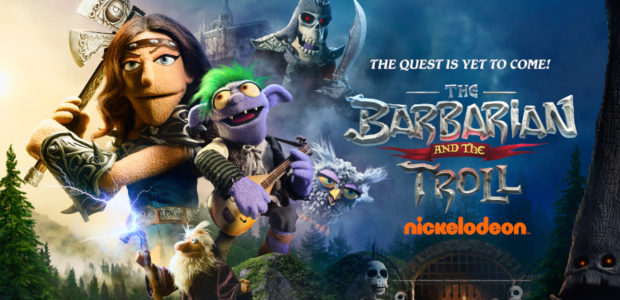 The quest is yet to come in Nickelodeon's all-new live-action puppet comedy series, The Barbarian and the Troll (previously Brendar the Barbarian), premiering Friday, April 2, at 7:30 p.m. (ET/PT).  […]