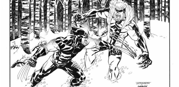 Even more unbelievable art added to Double Vision Auctions! More of the comic industry's biggest talents have come together to produce unique original art pieces, featuring great combos of two […]