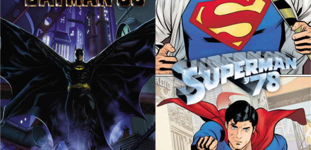The gothic mentality of Tim Burton's Batman lurks around every corner in Batman '89 by Screenwriter Sam Hamm and Artist Joe Quinones! You'll believe a man can fly in Superman […]