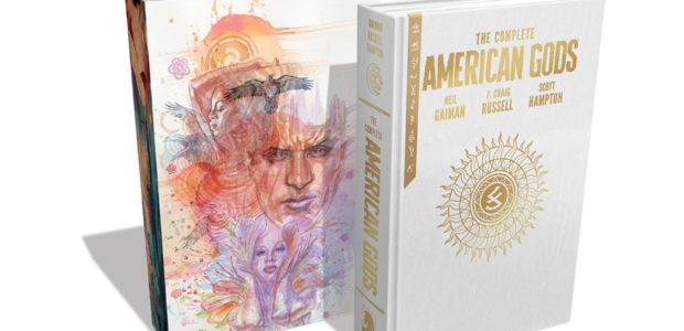 The Complete Dark Horse Comics Adaptation Now in One Book Experience The Complete American Gods comic series collected into a deluxe, oversized hardcover. Adapted by P. Craig Russell from the award-winning novel […]