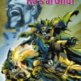 Batman vs Ra's al Ghul returns this month from DC after a year's absence.