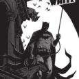 DC's Batman Black and White returns with issue 4.