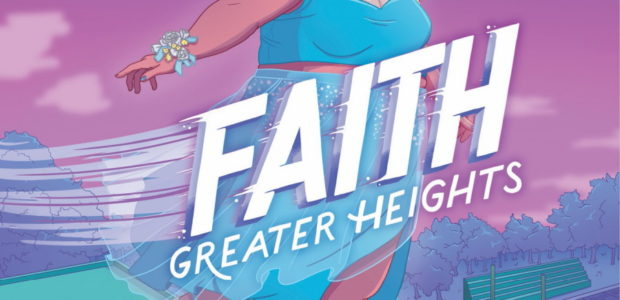 FAITH SEQUEL NOVEL SOARS INTO BOOK STORES THIS NOVEMBER Faith: Greater Heights, the eagerly anticipated sequel to the popular young adult novel Faith: Taking Flight, arrives this November! New York […]