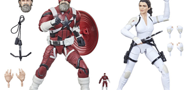 As you might've already seen on the Hasbro Pulse Instagram page, the Hasbro Marvel Legends Series 6-inch Red Guardian and Melina Vostokoff Figure 2-Pack, inspired by the upcoming Black Widow […]
