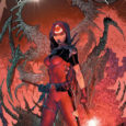 Scott Snyder's new comic book is with Image Comics, and is entitled 'Nocterra'.
