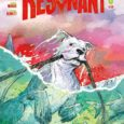 Resonant #8, from Vault Comics, starts with the dog paddle.