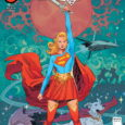 Bilquis Evely, Mat Lopes and Tom King launch Supergirl into DC's Infinite Frontier!