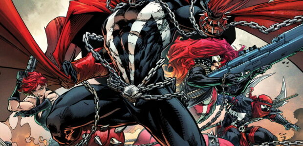 2021 the YEAR of SPAWN CONTINUES TODD McFARLANE'S SPAWN'S UNIVERSE #1 REVEALS NEW ART ANNOUNCES KEY CHARACTERS FEATURED IN INAUGURAL ISSUE 'S STORYLINES Beginning in June, Todd McFarlane officially releases […]