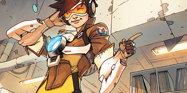 Follow Tracer's Journey After the Fall of Overwatch in Official Overwatch Comics Overwatch: Tracer—London Calling is being collected in its entirety in a 112-page hardcover from Dark Horse Comics with a […]