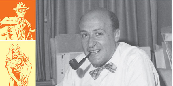 To start the celebration of Will Eisner Week, learn about Will Eisner. One of the most influential comic book creators and father of the Graphic Novel. Click on the image […]