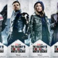"DEBUTING EXCLUSIVELY ON DISNEY+ MARCH 19, 2021 Marvel Studios' ""The Falcon and The Winter Soldier"" Character Posters Now Available Plus, New ""Legends"" Trailer Also Available"
