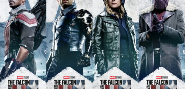 """DEBUTING EXCLUSIVELY ON DISNEY+ MARCH 19, 2021 Marvel Studios' """"The Falcon and The Winter Soldier""""Character Posters Now Available Plus, New """"Legends"""" Trailer Also Available Check out the newcharacter postersfor Marvel […]"""