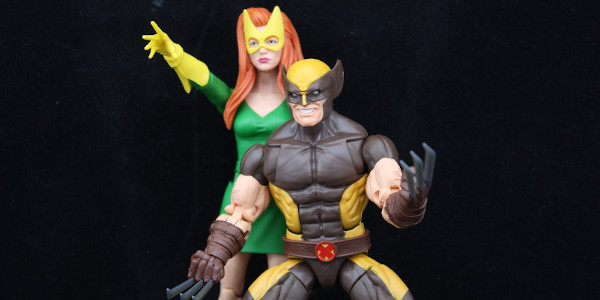 Hasbro releases Marvel Legends based on the House of X