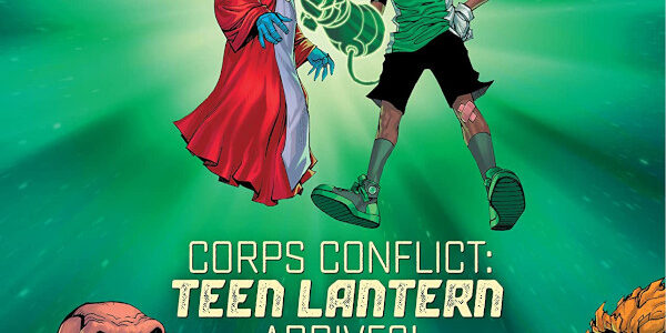 It's a new era for the Green Lantern title as the book returns with a new series centered on the legendary Green Lantern, John Stewart. The United Planets have gathered […]