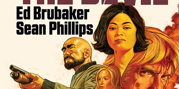 What a great time to read original graphic novels, what with all this pandemic downtime. And a new one has appeared from the Ed Brubaker-Sean Phillips-Jacob Phillips creative team at […]