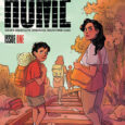 A heart-touching new title from Image, Home #1 is about immigrants.