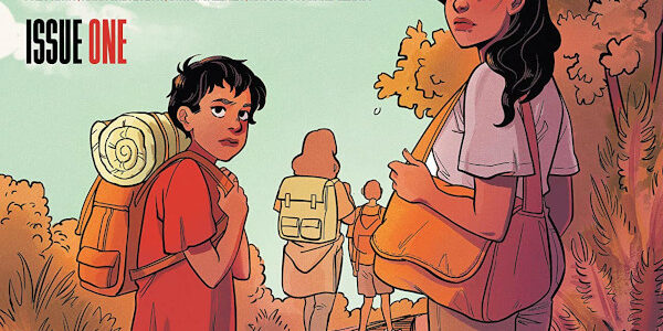 A heart-touching new title from Image, Home #1 is about immigrants. It's a long way from Guatemala City to the Mexican-American border. Approximately 2600 miles. And in Home, we follow […]