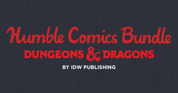 Bundle to Feature Over $330 Worth of Comics; Proceeds to Support Hasbro Children's Fund Today, IDW Publishing, the award-winning publisher of comic books, graphic novels, art books and tabletop games, and […]