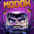 """Marvel's M.O.D.O.K"" premieres all episodes May 21, only on Hulu."