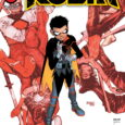 Joshua Williamson and Gleb Melnikov's first story arc kicks off with a fight-to-the-death Lazarus Tournament, reuniting Damian Wayne, Rose Wilson and Connor Hawke on Lazarus Island!