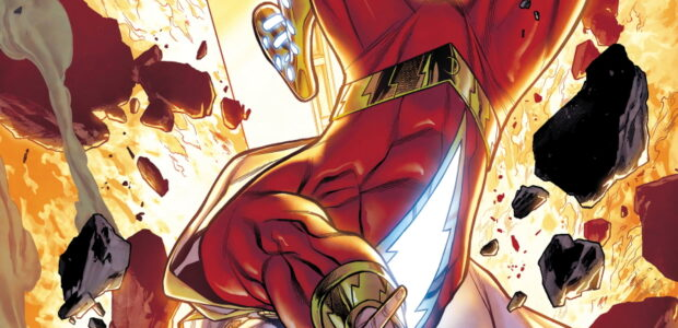 """Billy Batson's new adventures launch directly from the pages of 'Teen Titans Academy' """"SHAZAM!"""" With a single magic word, the powers of six ancient gods—the wisdom of Solomon, the strength […]"""