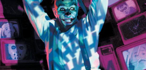 Red Hood, Harley Quinn, Firefly, and more…vs. The Joker! Critically acclaimed and bestselling author Brian Azzarello (Batman: Damned) and Eisner Award-winning art legend Alex Maleev (Batman: No Man's Land) collaborate […]
