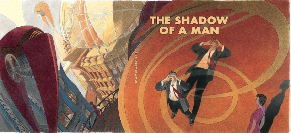 IDW is releasing, at long last, an English language version of a European graphic novel The Shadow of a Man. It's the fourth release in Alaxis Press' The Obscure Cities […]