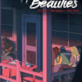 The town of Dooling is the setting for Sleeping Beauties #6, the comic that will keep you awake guessing. From IDW.