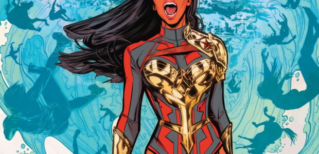 Yara Flor's heroic journey begins deep in the heart of Brazil's Amazon Rainforest! Hera chooses her champion, and Wonder Girl receives her first gift from the gods! All covers for […]