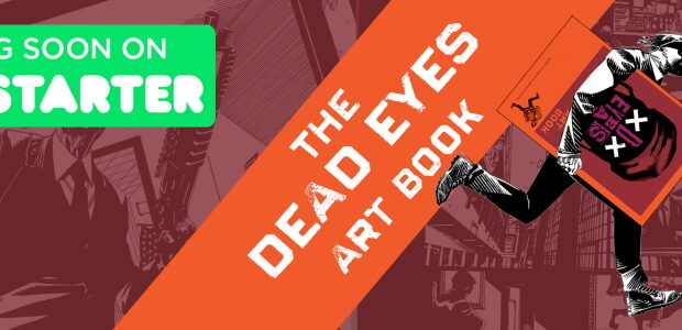 John McCrea, world-famous Eisner Award-winning comic artist known for his work on Spiderman, Batman, the Hulk, Superman and Hitman, is back with another Kickstarter. He is bringing together all the […]