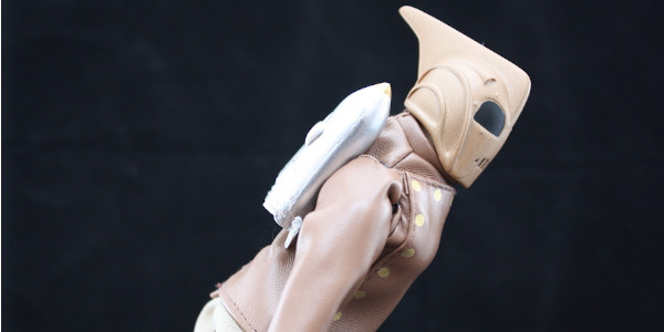 The Rocketeer gets the MEGO treatment