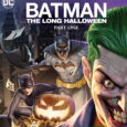 It's the calm before the storm at Wayne Manor – on Halloween night – in the first official clip to be released fromBatman: The Long Halloween, Part One