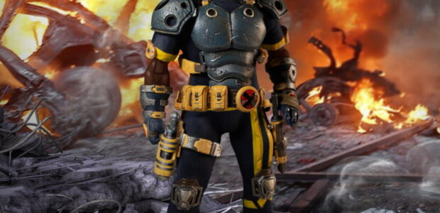 Bishop, The Last X-Man, joins the One:12 Collective! The One:12 Collective Bishop is prepped and ready for battle, outfitted in an X-Men issued suit with fortified chest armor, multiple holsters […]