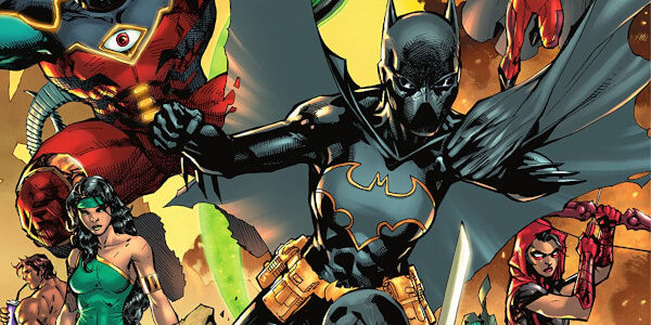 One hundred pages of Asian Superheroes is a pretty massive helping, in DC Comics' Festival Of Heroes, The Asian Superhero Celebration. Ages 13+ will thrill to see the antics, acrobatics […]