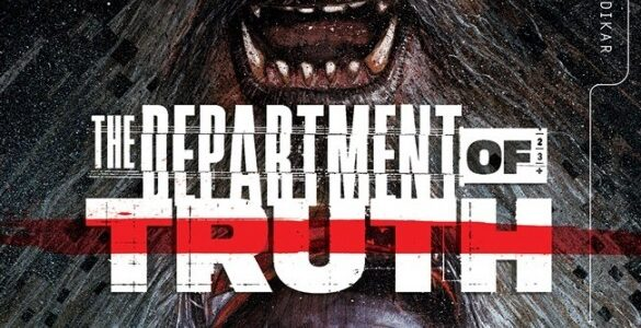 Issues #10 and #11 track cryptids The bestselling seriesThe Department of Truthby JamesTynion IV and Martin Simmonds is taking on cryptid creatures this June with a two-part hunt for BigFoot. […]