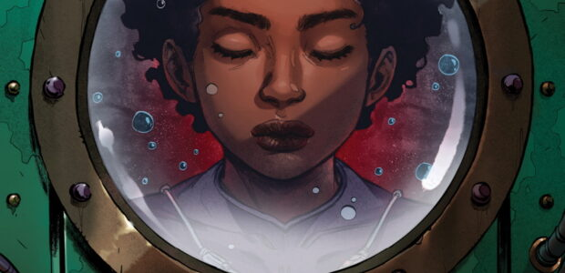 """""""I was entirely swept away, and I'll be following the rest of Eve's adventures with rapt attention.""""—Syfy """"Surprises you in some really compelling ways.""""—ComicBook.com """"Delivers a brilliant setup for a […]"""